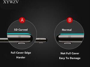 Image 4 - XYWZV 5D Full Glue Tempered Glass For OPPO R17 Pro Screen Protector For OPPO R17 Pro Protective Film For OPPO R17 Pro Glass Film