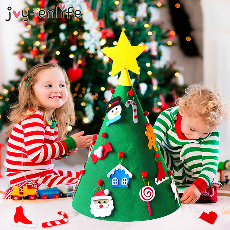 Joy Enlife Christmas Tree Party Supplies Decoration For