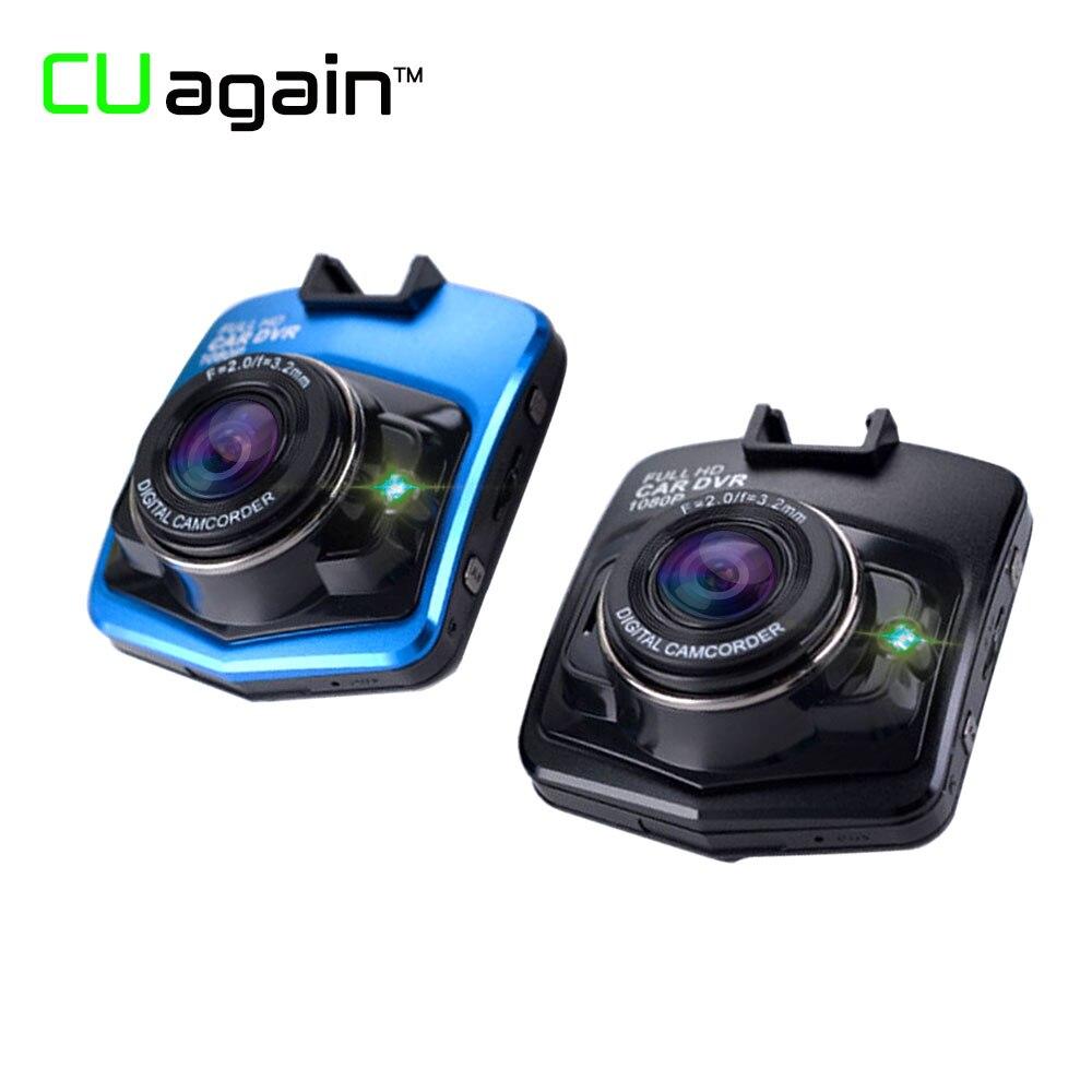 CUagain Voiture DVR Mini Caméra Full HD 1080 P ventouse Boucle enregistrement De Voiture DVR Dash Caméra Kamera Enregistreur c mera carro Dash Cam