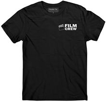 2019 Fashion T-Shirt Production Crew Movie Staff Double Side Unisex Tee