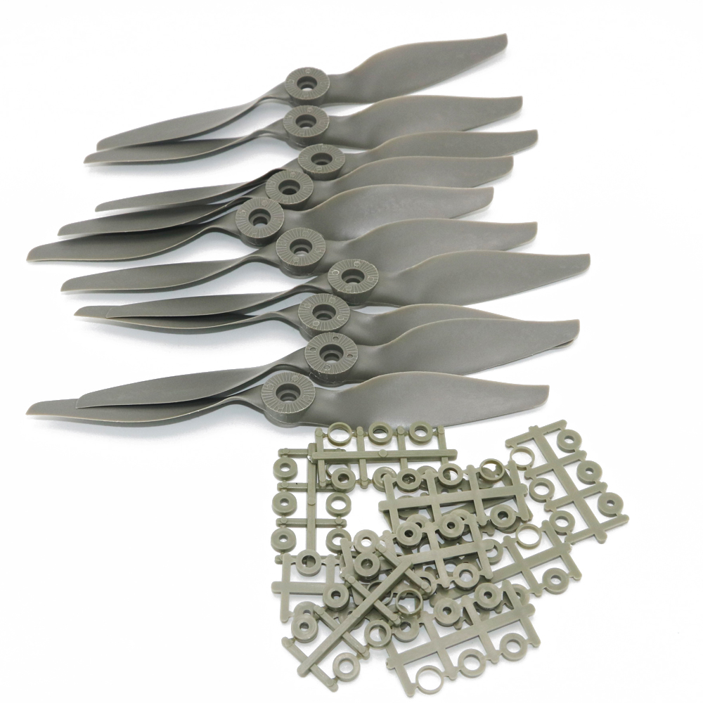 10pcs/lot Apc Propeller Knife Horse Paddle(14X7 13X6.5 12X6 11X5.5 10X7 8X6 8X4 7X5 6X4 For Choose) Wholesale