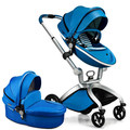 Stroller high landscape suspension can sit can lie folding portable trolley cortex baby cart