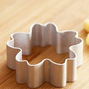 10piece/lots DIY Specialized Metal Alloy Cake Bakeware Mould Pastry Fondant Cookie Cutters Biscuit Mold Kitchen Baking Tools