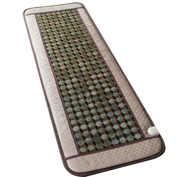 2016 Natural Jade heat mat jade yoga pad hemorrhoids & prostatitis health care jade Infrared heat mat ac220v 5boxes 10pcs prostatitis pad to treat prostate disease sexual dysfunction of male pad urological pad painful urination