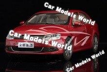 Modelo de coche fundido para Sagitar 1:18 (rojo) + ¡pequeño regalo!