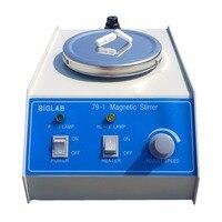 79 1 Magnetic Stirrer Hotplate With Pole 2 Stir Bars 3000ml 0 2400rpm