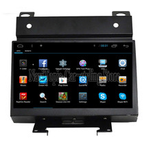 NaviTopia 1024*600 Quad Core Android 4.4 Car Radio Stereo for Rang Rover (2005-2009) Support original optic fiber system,No DVD