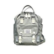 3679225798 2017 Newest Stylish Cool Backpack Women Back pack Canvas Backpack Fashion  Vintage Rucksack Designer Schoolmochila nbxq243