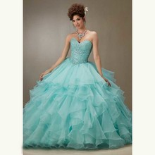 Quinceanera Dresses 2017 Sweetheart With Jacket Custom Made For Girls Vestidos De Anos Organza Sweet 16 Party Dress