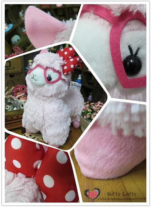 Alpacasso with glasses Middle - 4