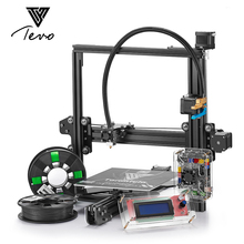 2018Newest TEVO Tarantula 3D Printer DIY kit impresora 3d printer 2 Roll Filaments Titan Extruder SD Card I3 3D TEVO 3D Printers