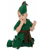 Baby Peter Pan Costume Infant Halloween Costume
