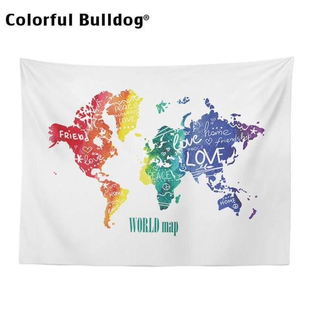 Colorful Bulldog 3