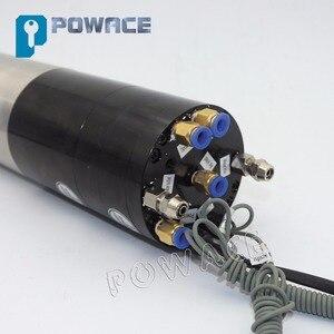 Image 3 - [EU Ship]  3KW 380V ATC Spindle Motor BT30 24Z+3.7KW SUNFAR Brand Inverter 380V &BT30 Tool holder for CNC Router Milling Machine