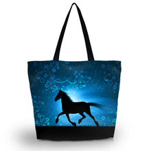 Blue Stars Foldable Tote