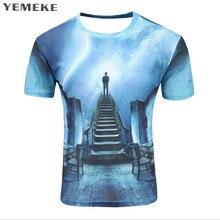 Women/Men Funny Head Doge 3D Short Sleeve T-shirt leisure digital print 3D Tees Tops Plus Size