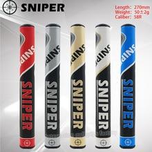 Снайпер PU Путтер гольф сцепление универсальный ручка клуба рукав 1.2 бесплатная доставка большого количества скидка