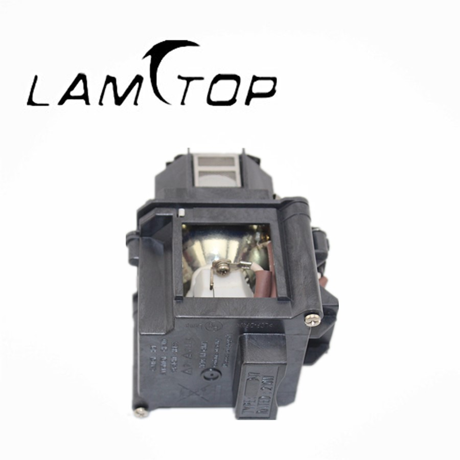 FREE SHIPPING  LAMTOP  180 days warranty  projector lamps with housing 210W ELPLP47/V13H010L47  for  EB-1735W free shipping new projector lamps bulbs elplp55 v13h010l55 for epson eb w8d eb dm30 etc