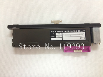 New original CP K.FADER ALPS ELECTRIC CO, LTD.10KB 13MM T-handle with motor rail fader NC Taiwan Slide Potentiometer--10PCS/LOT