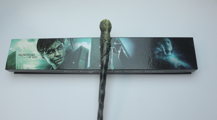 Ron Magic/Harri Magic Magical Wand Of Cosplay Christmas Gift With Gift Box Packing