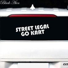 Street Legal sticker Windshield JDM car decal D121