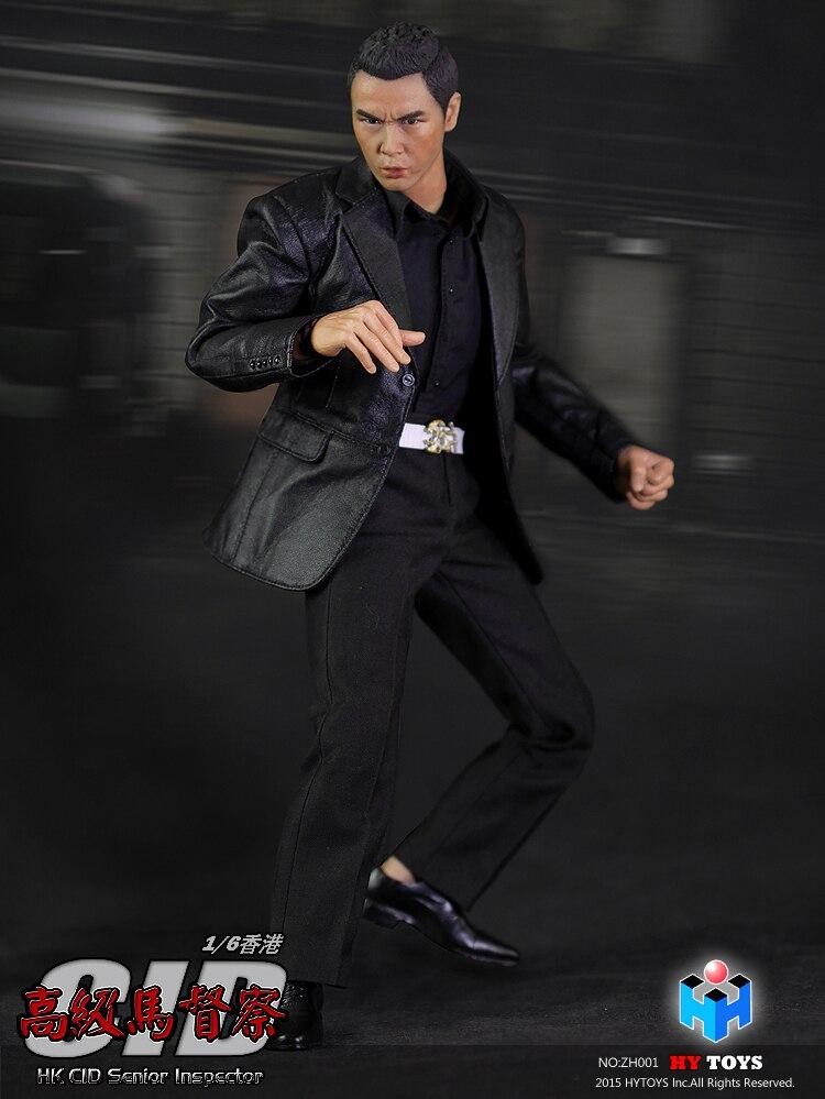 US $169 8  1/6 figure doll Kill Zone Donnie Yen HK Kung Fu star CID Senior  Inspector 12