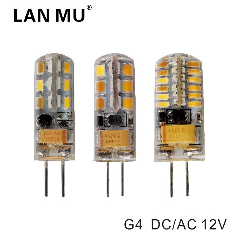 Lights & Lighting ... Lighting Bulbs & Tubes ... 32812492347 ... 3 ... 10pcs/lot G4 LED Bulb AC DC 12V 220V 3w 5w 6w Replace 10w 20w 30w halogen Light 360 Beam Angle G4 Christmas LED Lamps ...
