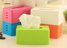 1PC Home Furnishing goods ladder curry adjustable lifting paper towel box pumping paper tissue box OK 0067