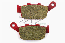 Motorcycle parts Brake Pads Fit HONDA CBR650R (Non ABS Model) 2014 Rear OEM Red Ceramic Composite Free shipping