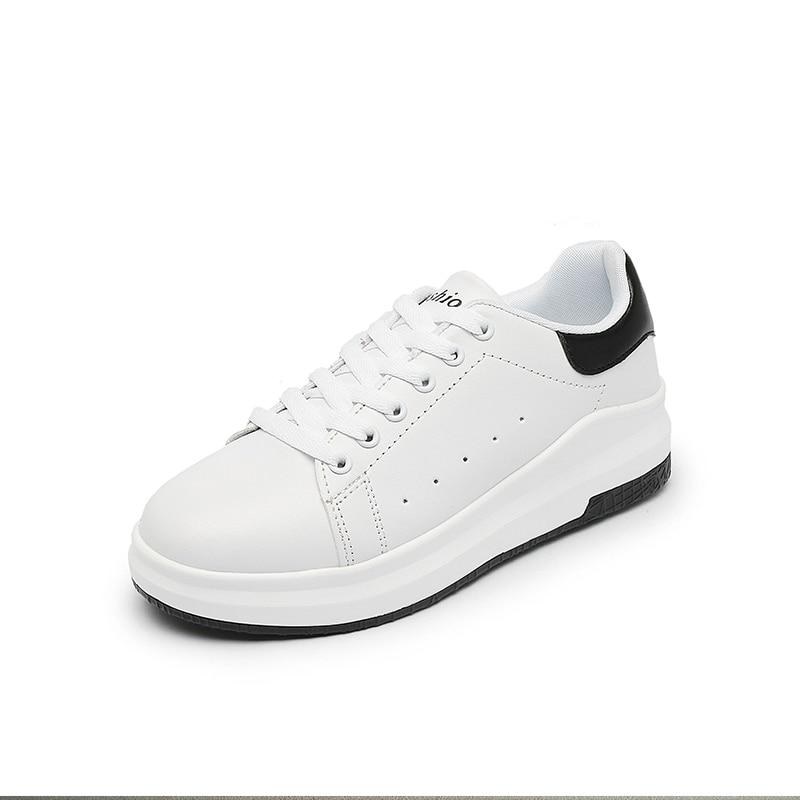 b0f343995d 2017 Novos Sapatos de As Skate Para As de Mulheres Verde Branco Tênis fa86b9