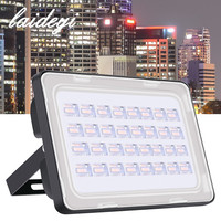 5pcs NEW 100W Flood Light AC200 240V 9000lms Super Bright IP65 Waterproof High Wattage LED Flood