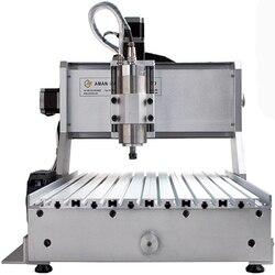 Aman 3040 4 محور cnc آلة الحفر cnc آلة أداة
