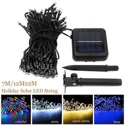 7m 12m 22m solar lamp fairy string lights solar power outdoor lighting 8 modes waterproof for.jpg 250x250