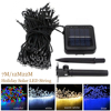 7M/12M/22M Solar Lamp Fairy String Lights Solar Power Outdoor Lighting 8 Modes Waterproof For Garden Light LED Light String