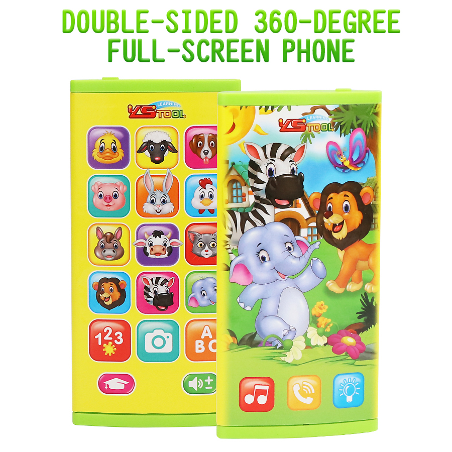 English Language Double sided Screen Multi functional ...