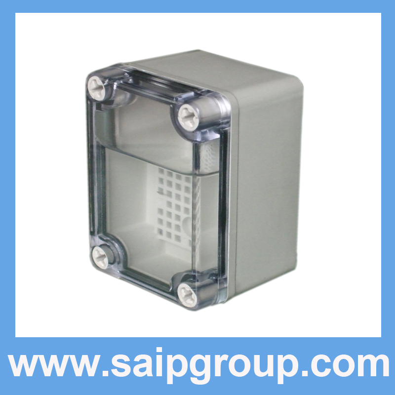 Clear Cover Outdoor Distribution Box 65 95 55mm
