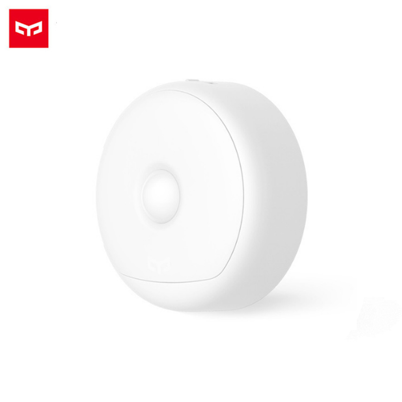 Update Original Xiaomi Mijia LED Night Light Infrared Remote Control Human Body Motion Sensor With USB Charge Magnetic 1x led night light lamps motion sensor nightlight pir intelligent led human body motion induction lamp energy saving lighting