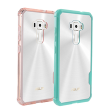 Гибридная Противоударная крышка воздушная подушка рамка чехол акриловый кристалл прозрачный задняя оболочка телефон сумка для Asus ZenFone 3 ZE520KL 5,2 дюймов