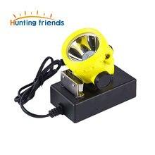 цены на Mining Headlamp BK2000 Explosion Rroof Mining Light Waterproof Mining Cap Lamp Rechargeable Coal mine Lamp LED Hunting Headlamp  в интернет-магазинах