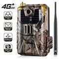 HC-900LTE 4G Jagd Kamera 16MP 1080P MMS/SMS/SMTP/FTP Trail Kamera IP65 0,3 s foto Fallen 940nm infrarot LED scout Wild Kamera