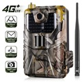 HC-900LTE 4G cámara de caza 16MP 1080 MMS/SMS/SMTP/FTP Cámara sendero IP65 0,3 s foto trampa 940nm infrarrojo LED Cámara salvaje