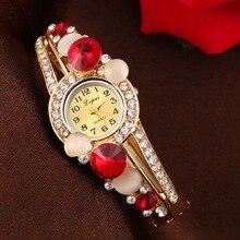 NEW Ladies Women Watches Symmetrical Strap Bracelet Watch Montres Femmes dames horloges zegarek reloj mujer relojes para