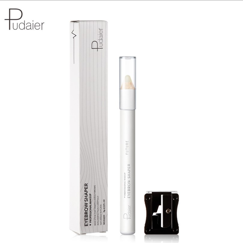 Pudaier Eyebrow Raincoat Colorless Shaping Eyebrow Shape Lasting Waterproof Protection Shape Eyebrows Lasting Stereotype Pen Removing Obstruction Beauty Essentials
