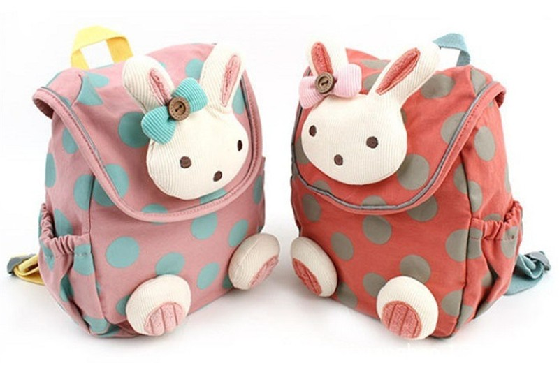 2015-Retail-Animal-design-children-boys-girls-3D-cute-rabbit-school-bag-anti-lost-backpack-kids