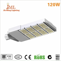 High Power LED Street Light IP65 AC85 265V 2700 6500K Color Outdoor Lamps 3 Years Warranty