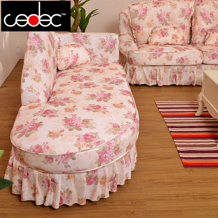 Buy flower fabric sofa set and get free shipping on AliExpress.com