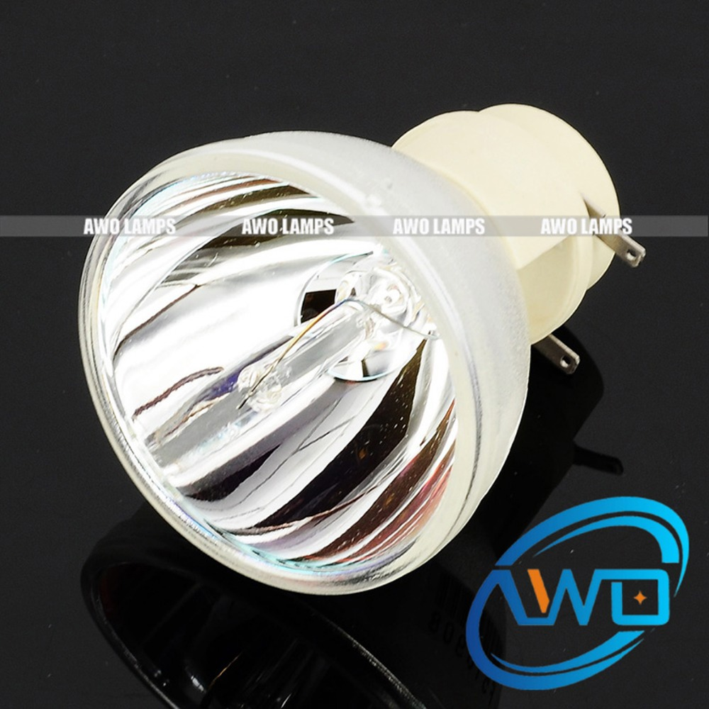 AWO SP.8JN08GC01 Quality Compatible Replacement Projector Lamp / Bulb for VIVITEK D966HD/D967/D968U awo high quality projector lamp sp lamp 079 replacement for infocus in5542 in5544 150 day warranty