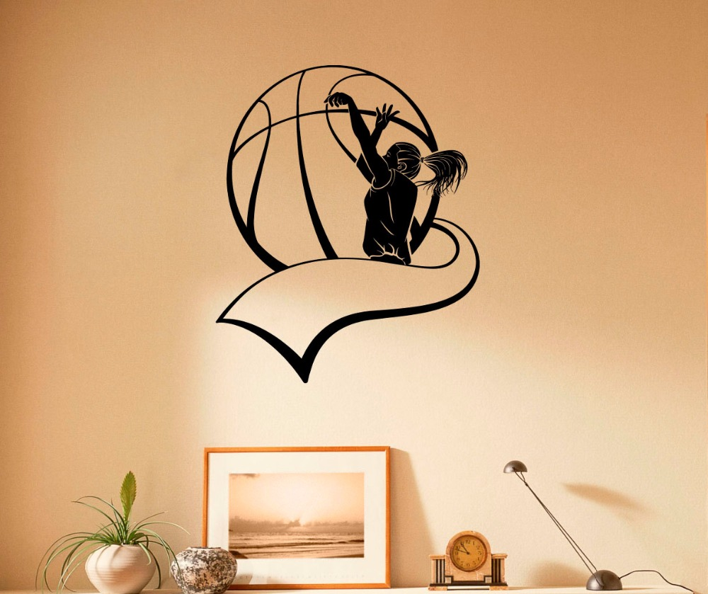 Basketball Wall Decor - decor ideas ~ mybrickbuilds.com