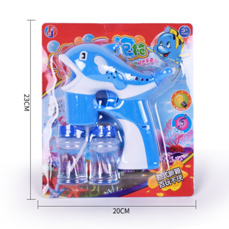 WEYA-Little-Dolphin-Automatic-Flashing-Bubble-Music-Gun-Machine-Blowing-Bubbles-toy-Colorful-Soap-Bubbles-Kid-Outdoor-Toy-4
