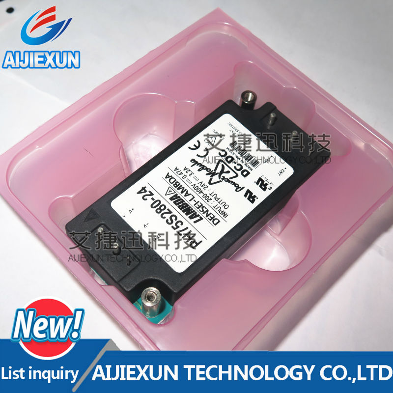цена на 1Pcs PH75S280-24 MODULE Simple function, 50 to 600W DC-DC converters in stock 100%New and original